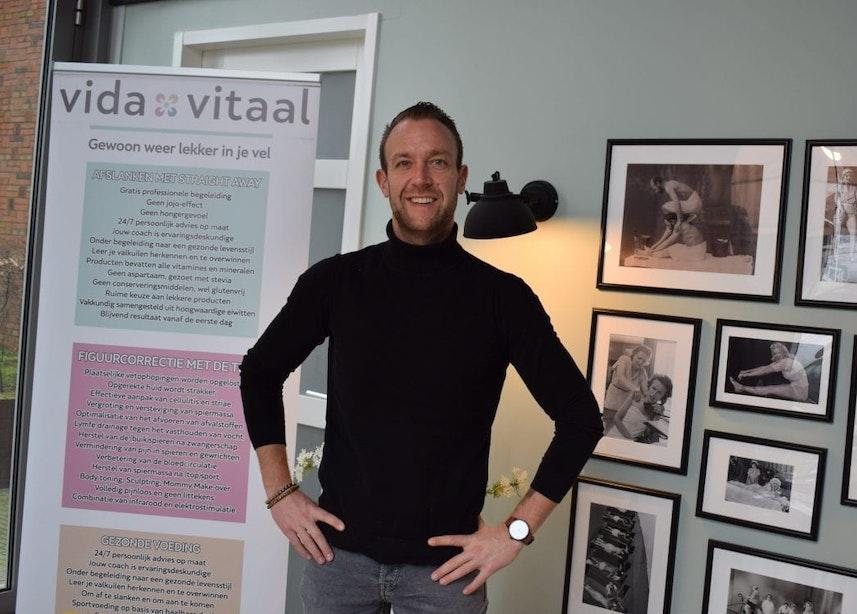 Duurzaam afslanken met gratis 24/7 coaching bij Vida Vitaal