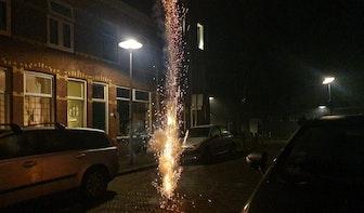 Champagne, vuurwerk, autobranden tijdens verder 'rustiger' oud en nieuw in Utrecht