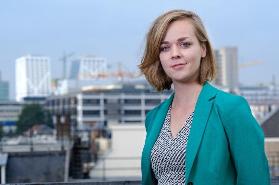 Ellen Bijsterbosch wil nieuwe D66-leider in Utrecht worden: 'Tijd voor meer lef'
