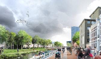 Utrechtse architect: 'bouw een haventje of een waterspeeltuin bij het Lombokplein'