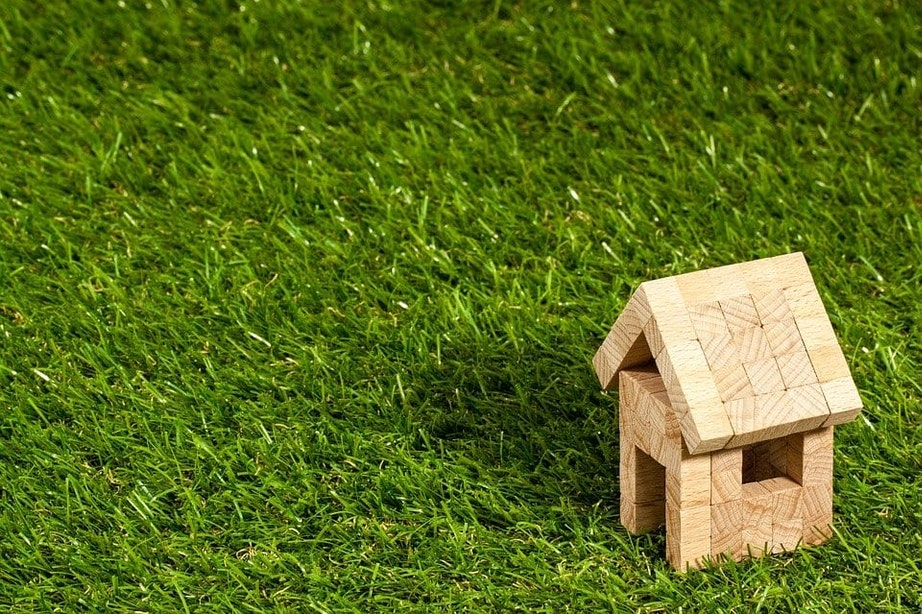 Kunstgras is niet te onderscheiden van echt gras