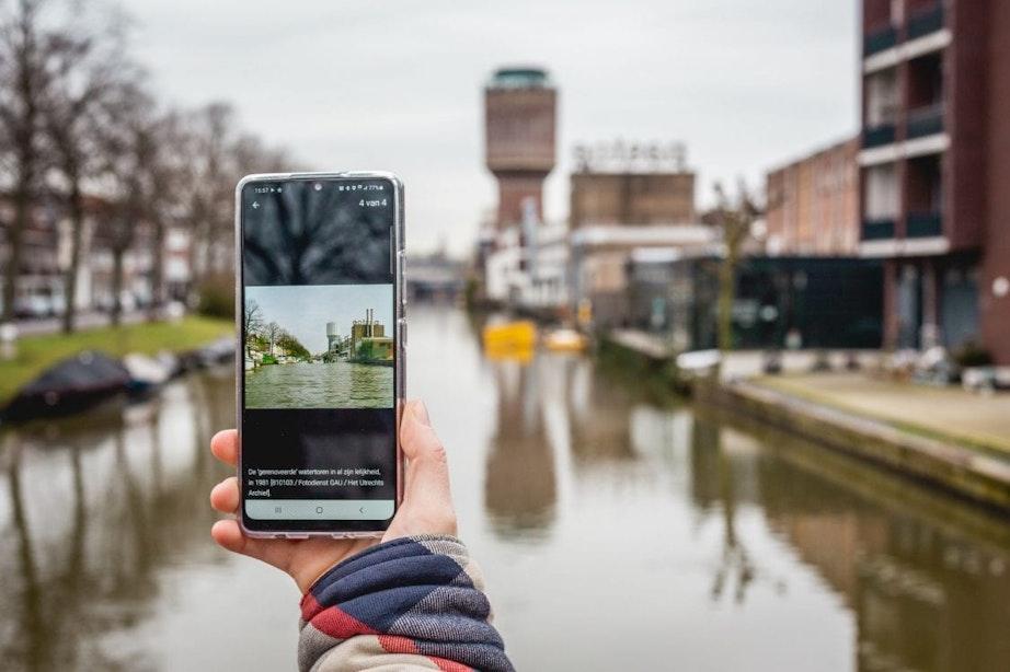 Gratis app gelanceerd waarmee gebruiker al wandelend leert over de geschiedenis van Rotsoord