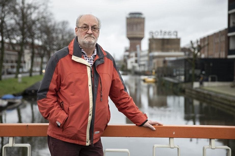 DUIC in 2020: Jacques Reckers voer met zijn kano onder Hoog Catharijne door