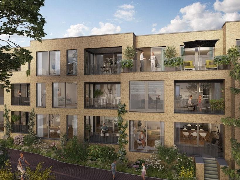 The New U – Appartementen. Nog een paar beschikbaar