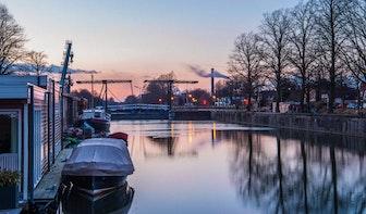 Gemeente Utrecht over hekken Muntsluis: 'Bewoners willen nachtrust terug'