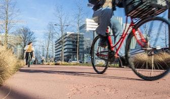 Utrechtse fracties willen uitleg over kapotgevroren 'duurzaam' fietspad aan de Croeselaan