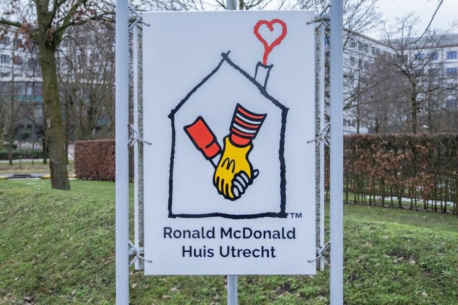 Gemeenteraad steunt voorstel Ronald McDonald Huis Utrecht over nieuwe locatie