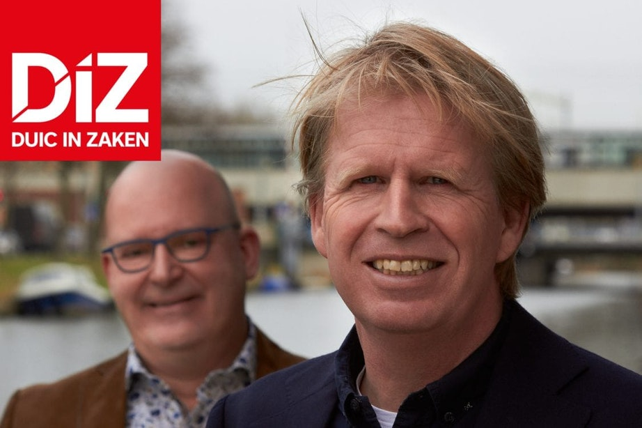 DUIC in Zaken #31 met Arjan van den Born: Utrecht is de 'digitale draaischijf' van Nederland