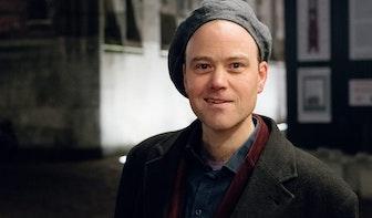Dichter David Verwer brengt nieuwe bundel uit: Lees hier een van de gedichten over Utrecht