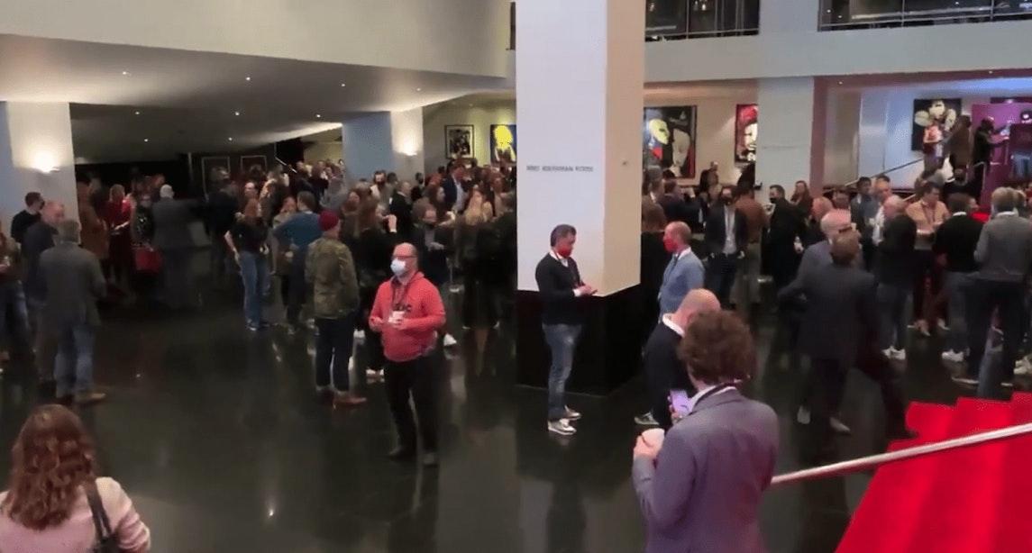 Ruim 500 bezoekers bij het eerste evenementenexperiment in Utrecht