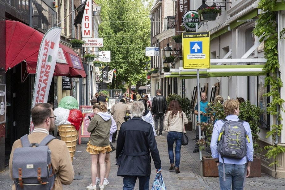 Ruim anderhalve maand werkzaamheden door herbestrating Vinkenburgstraat