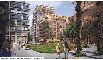 GroenLinks wil garanties over minimale oppervlakte van koopwoningen in Merwedekanaalzone