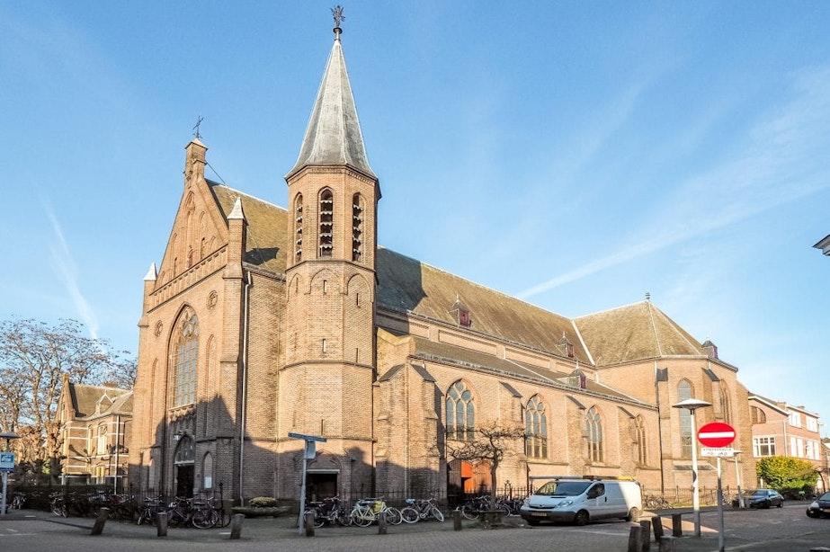 Bijzondere kerk aan de Draaiweg in Utrecht staat te koop