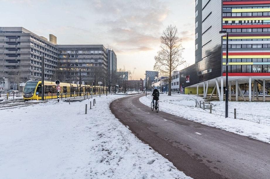 Dichter brengt ode aan alle mensen die op het Utrecht Science Park leven, werken en studeren