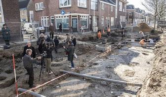 Na skelet nu ook middeleeuwse nederzetting ontdekt bij Oudwijkerdwarsstraat; 'We staan te springen'