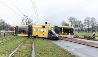 Bestuurder Jumbo-bus die botste met tram Uithoflijn reed door rood