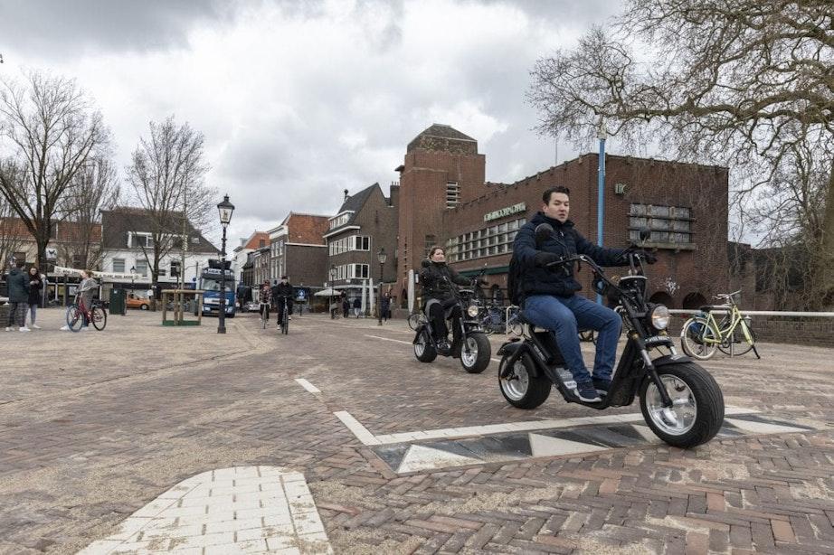 Werkzaamheden 'Ledig Erf' in centrum van Utrecht afgerond; verkeer hoeft niet meer om te rijden