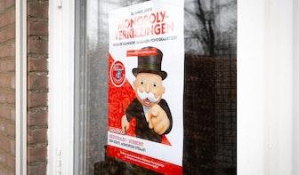 Brief voor Utrechtse Monopoly-straten: 'Stem op nieuwe Algemeen Fonds-kaarten'