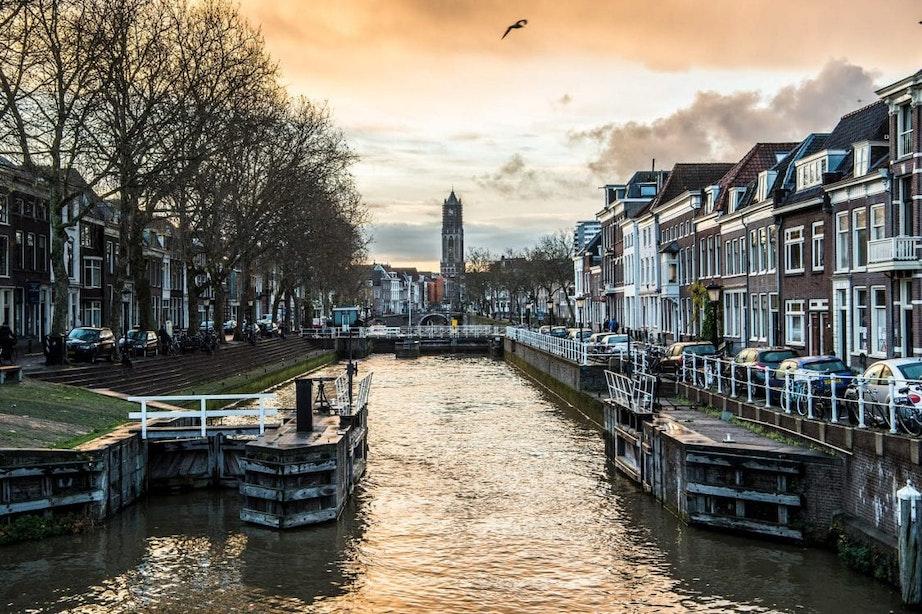 Utrecht krijgt visdeurbel met camera: vanuit huis kijken of er vissen wachten voor de Weerdsluis