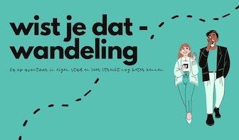 Utrechtse horecaondernemers organiseren wandelingen door onontdekte straatjes van de stad