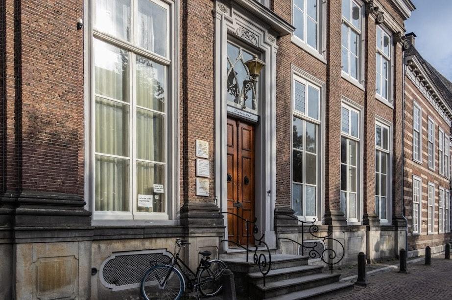 Universiteit Utrecht renoveert universiteitsgebouw Achter Sint Pieter 200
