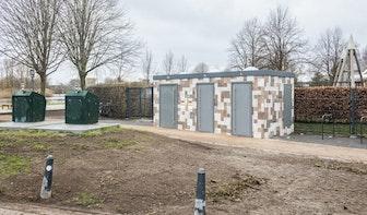 Na Griftpark krijgt nu ook Máximapark in Utrecht een toiletgebouw