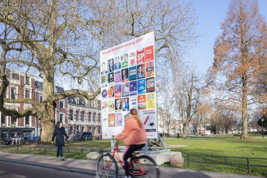 Maandag begint de Tweede Kamerverkiezing: vier vragen over stemmen in Utrecht