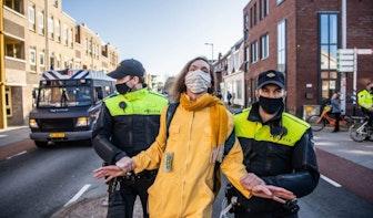 Politiek vraagt opheldering over politieoptreden tegen Utrechtse klimaatactivisten