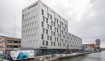 Bouw nieuw Moxy-hotel in Utrecht in afrondende fase