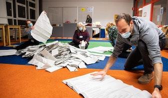 Tweede Kamerverkiezingen in Utrecht door corona ruim 2 miljoen euro duurder dan eerdere verkiezingen
