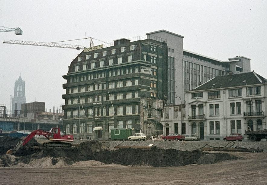 Verdwenen horeca: Vegetarisch hotel Pomona (Domhotel) aan de Westerstraat