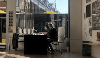 Utrechtse galeriehouder Henk Logman overleden