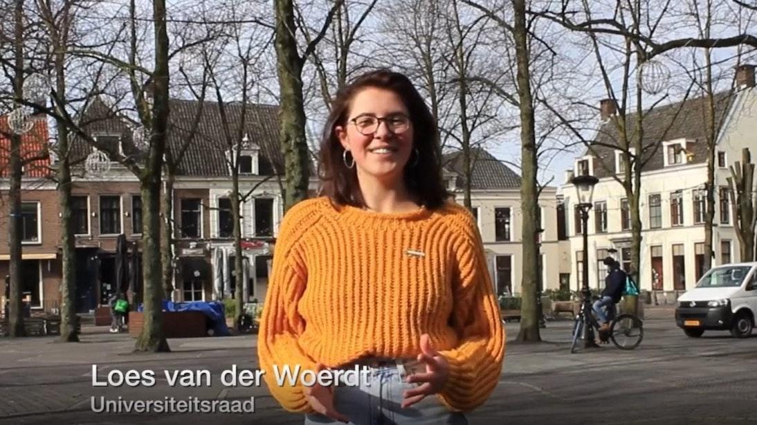 Utrechtse studenten doen oproep aan burgemeester Dijksma in welkomstvideo