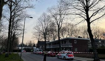 Politie lost waarschuwingsschot bij arrestatie op de Koningsweg in Utrecht