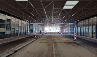 Werkzaamheden aan Utrechtse Catharijnesingel vervroegd afgerond