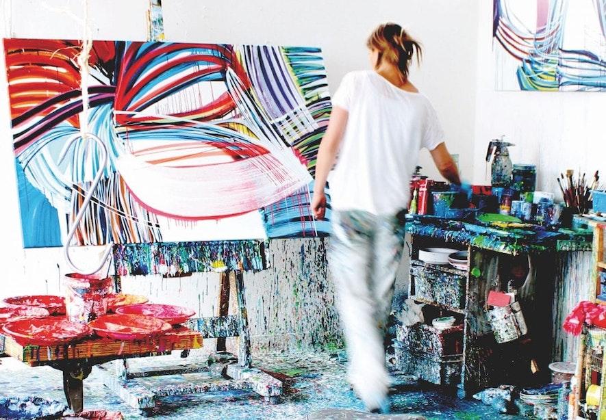 Utrechtse kunstenaars: Amerentske Koopman, niet alleen maar schilderen