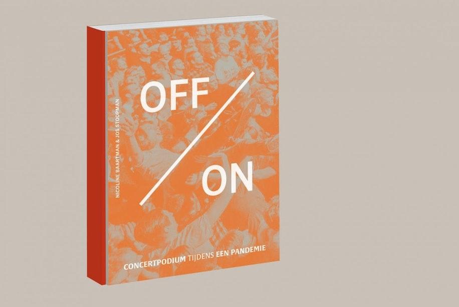 TivoliVredenburg presenteert boek na één jaar corona