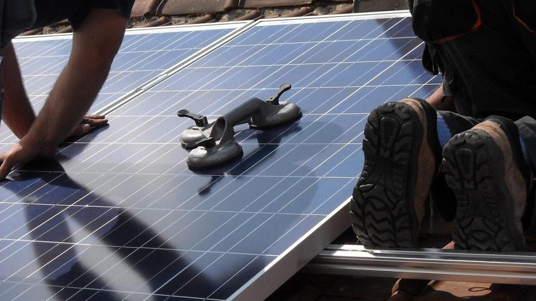 De kansen van zonnepanelen