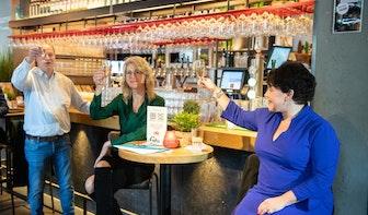 Utrechtse cafés openen voor het eerst in half jaar weer even de deuren