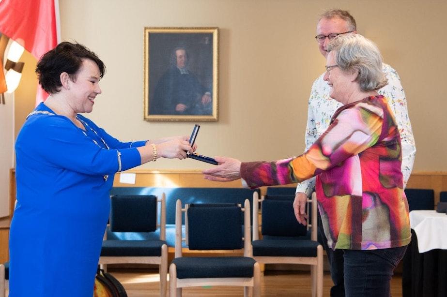Koninklijke onderscheiding voor de Utrechtse supervrijwilliger Denise Goossens