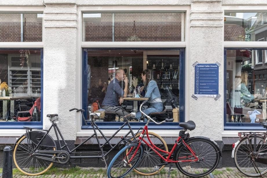 Nog één dag mogen vijf Utrechtse horecazaken gasten ontvangen