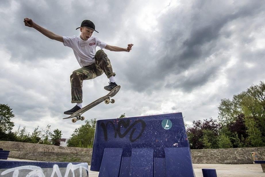 Nieuwe skateplek in Utrechtse Willem-Alexanderpark moet skatebaan op Berlijnplein vervangen