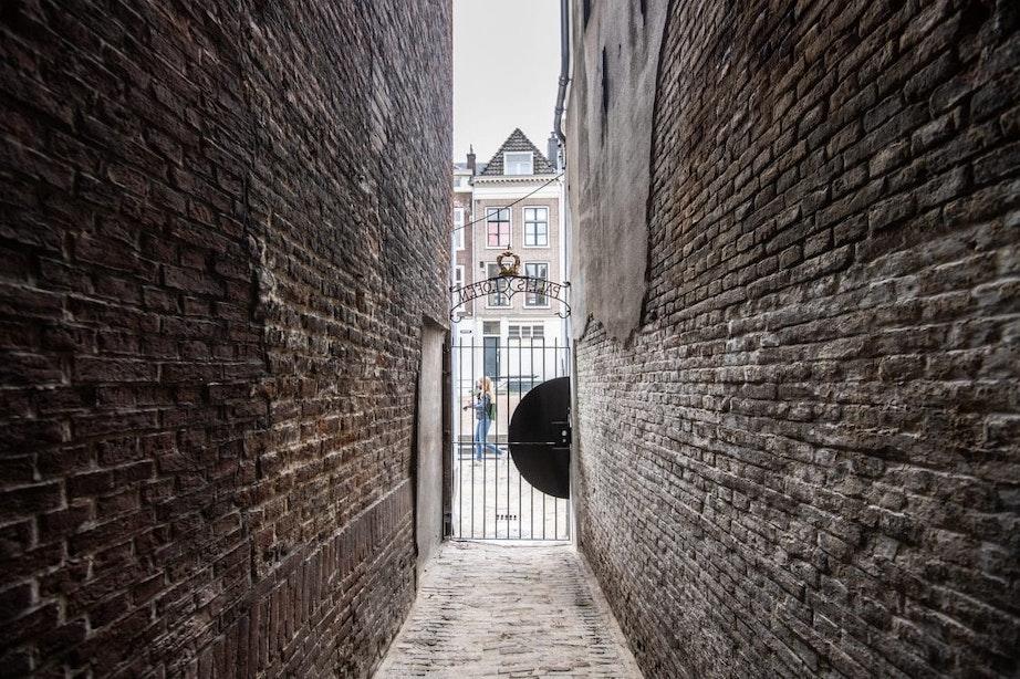De geboortegrond van Utrecht ligt nu nog verstopt achter de Vismarkt, maar daar komt verandering in