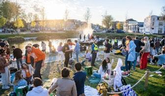 Met ontruiming van Park Paardenveld komt Koningsdag in Utrecht ten einde