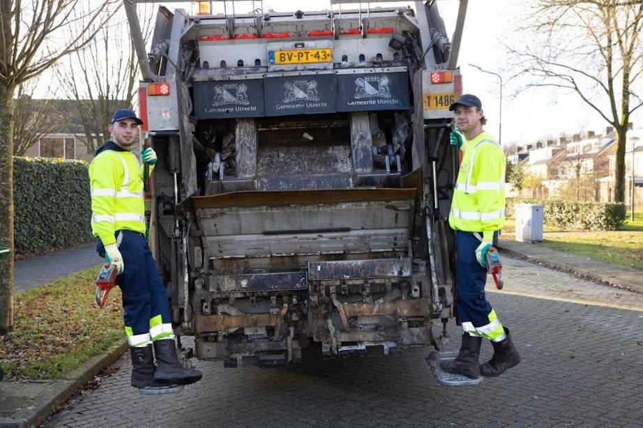 Afvalinzameling Utrecht rond Koningsdag 2021
