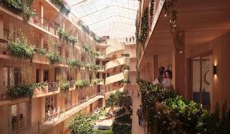 Leidsche Rijn Centrum bouwt door: weer honderden woningen aangekondigd