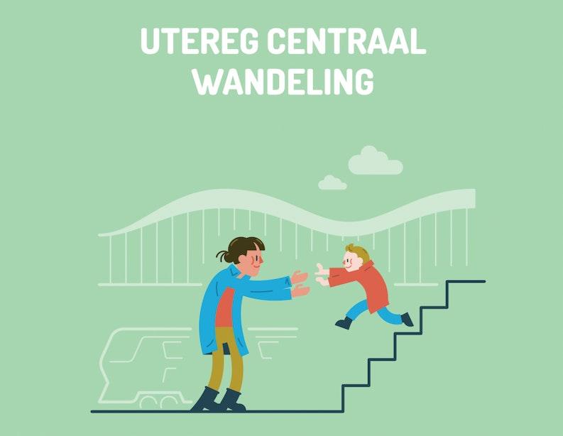 Download de meest verrassende wandeling van Utrecht!