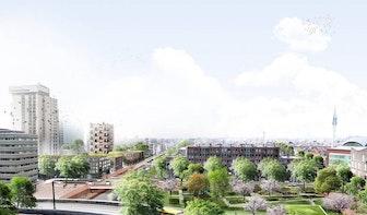 Nog een groene buurt in Utrecht: Westplein wordt Lombokplein