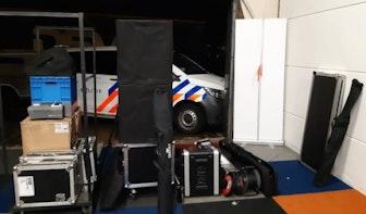Politie arresteert 62 personen op illegaal feest in Utrecht