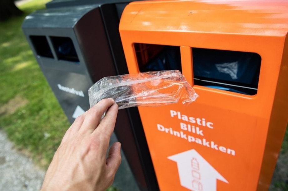 Utrecht stopt ook met gescheiden afvalbakken in openbare ruimte